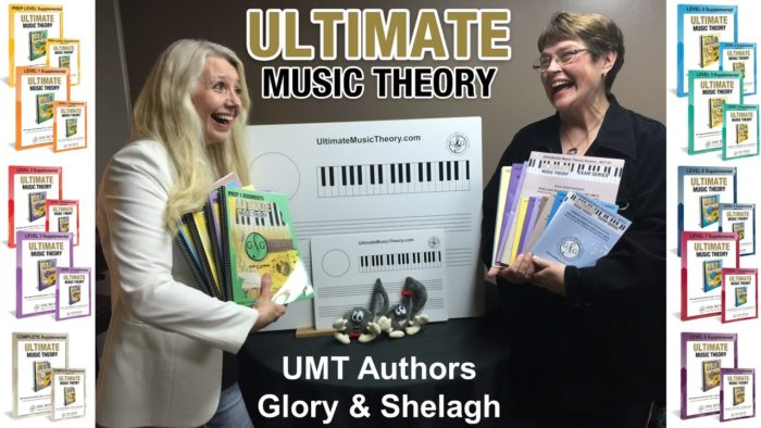 Glory & Shelagh - UMT Authors