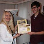 Basic Rudiments Certificate - Glory & Carter - certificate of achievement