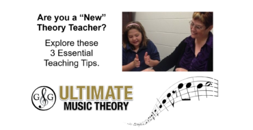 3 Teaching Tips for a New Music Teacher
