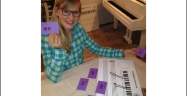 Music Flashcards – Need a Flyswatter?