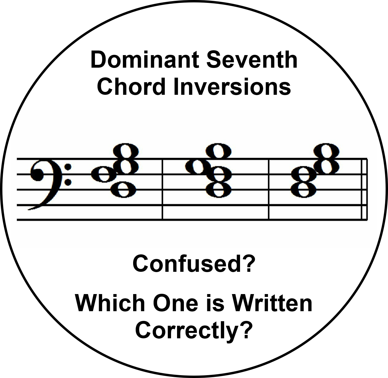 Ultimate Music Theory - Dominant 7th Chords - Avoid Confusion