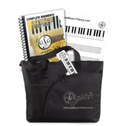Ultimate Music Theory Complete Student Pack