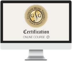 Ultimate Music Theory Certification Course - Online