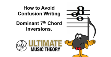 Dominant 7th Chord Inversions