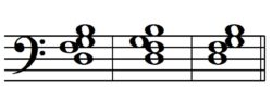 Dominant 7th chord inversions - written correct or incorrectly