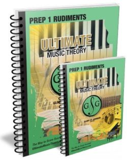 Prep 1 Rudiments Lesson Plans