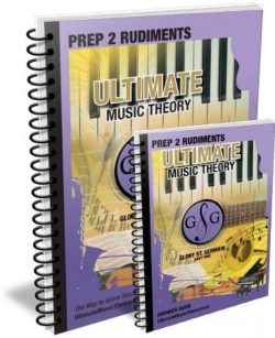 Prep 2 Rudiments Lesson Plans