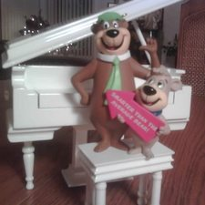 Yogi and Boo Boo Piano