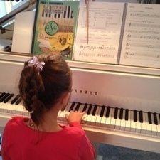 piano lesson - prep 1