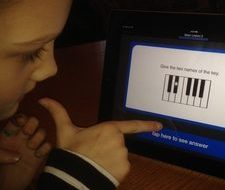 Piano Music App iPad – Panic to Playing