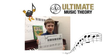 Music Note Stems – Pizza and Donuts