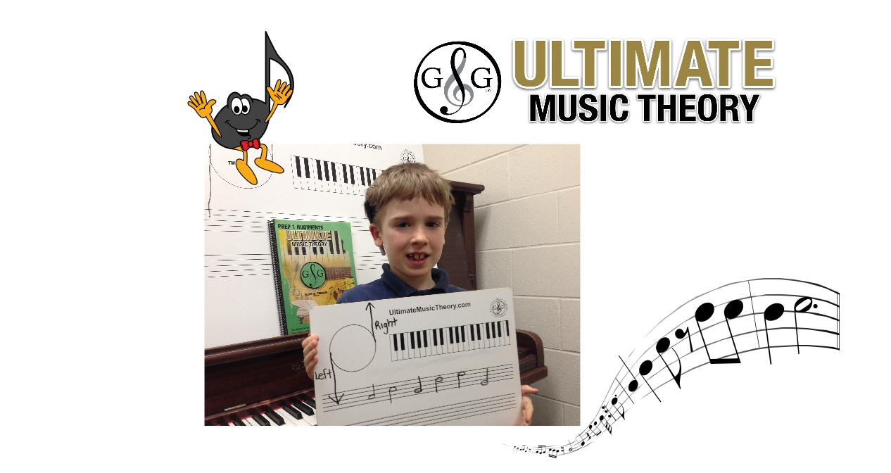 Music Note Stems - Pizza and Donuts - Ultimate Music Theory