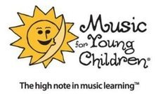 Music for Young Children - Logo