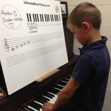 Kinesthetic Learner - Piano
