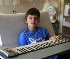 Brain Injury Student – Plays Piano and iPad