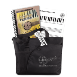 Ultimate Music Theory Student Pack