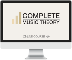 Complete Music Theory Course - Online