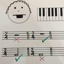 Whole Rest in 2/4 Time - can you use a whole note?