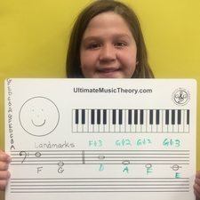 Descending Musical Alphabet - Ultimate Music Theory