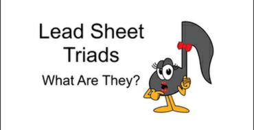 Lead Sheet Triads