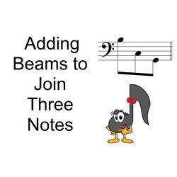 Adding Beams