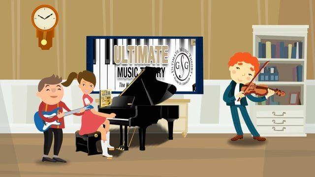 Thank you - Ultimate Music Theory School Program
