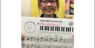 Articulation Activity – Story Telling Through Music