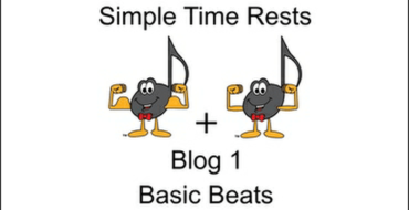 Simple Time Rests Blog 1 – Basic Beat
