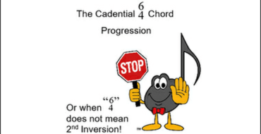Cadential 6-4 Chord Progression