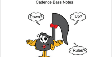 Cadence Bass Notes