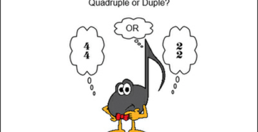 Quadruple or Duple? What is the Time Signature?