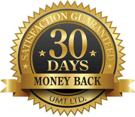 30 Day UMT Guarantee