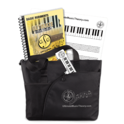 Ultimate Music Theory Basic Student Pack