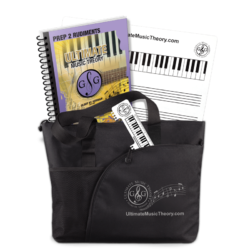 Ultimate Music Theory Prep 2 Student Pack