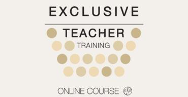 Exclusive Teacher Training Course