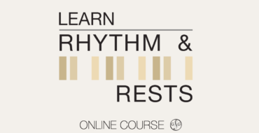 Learn Rhythm & Rests Course
