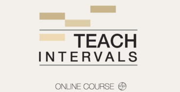 Teach Intervals Online Course