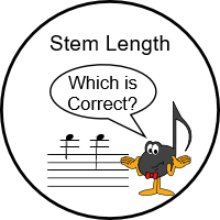 Stem Length Which Is Correct