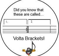 Volta Brackets