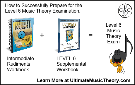 How to Prepare for Level 6 Music Theory Exam