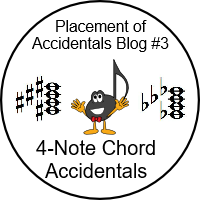 UMT Blog 3 - Chord Accidentals