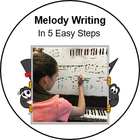 UMT Melody Writing in 5 Easy Steps