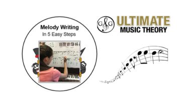 Melody Writing in 5 Steps