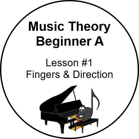 Music Theory Beginner A - Lesson 1 - UltimateMusicTheory.com