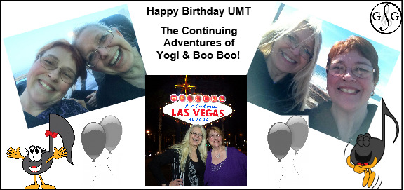 Happy Birthday Adventures of Yogi and Boo Boo