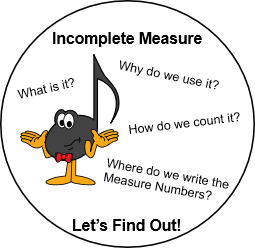 Incomplete Measure