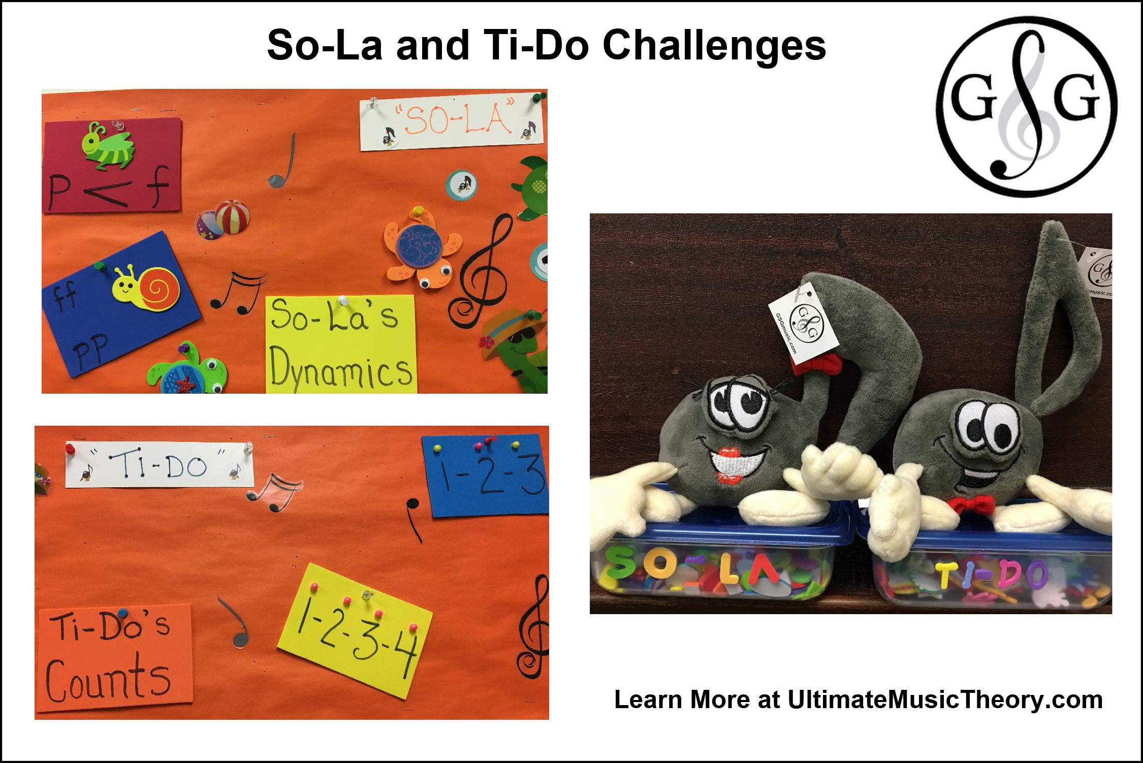 UMT - So-La and Ti-Do Challenges