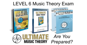 Level 6 Music Theory Exam