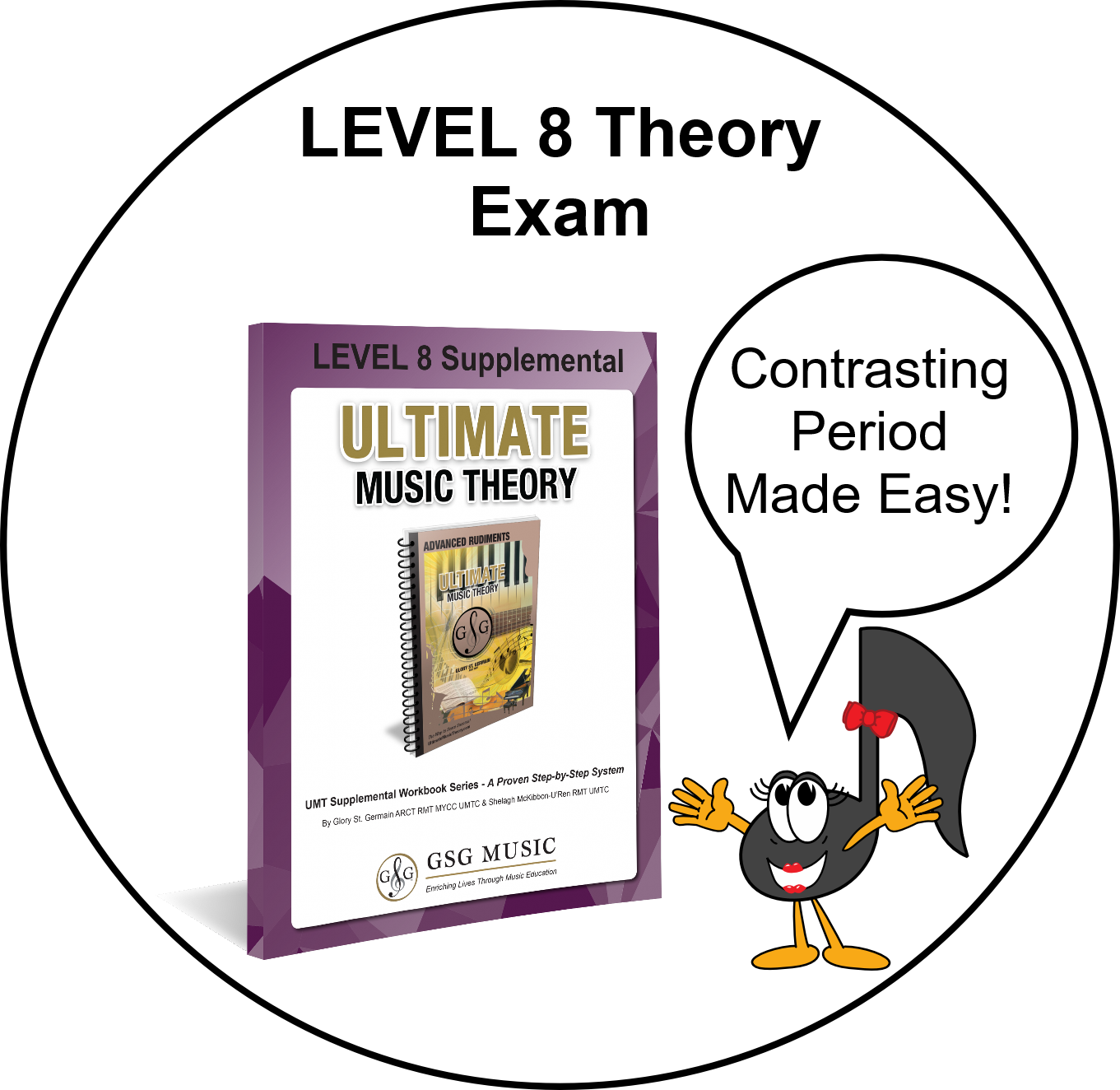Level 8 Music Theory Exam