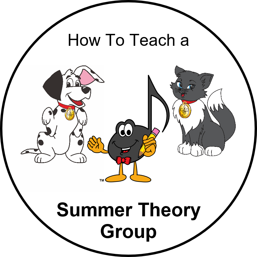 How to Teach a Summer Theory Group